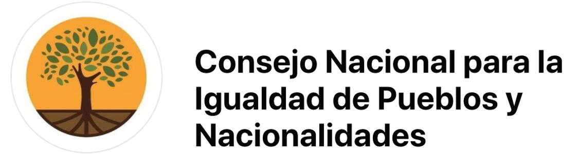 Ecuador: Secretaría Técnica del Consejo Nacional para la Igualdad de Pueblos y Nacionalidades (CNIPN)
